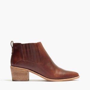 Madewell The Bonham Ankle Boot